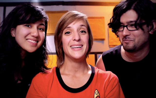 "WATCH: 'The Red Shirt Diaries' Episode 7: ""What Little Girls Are Made Of"""
