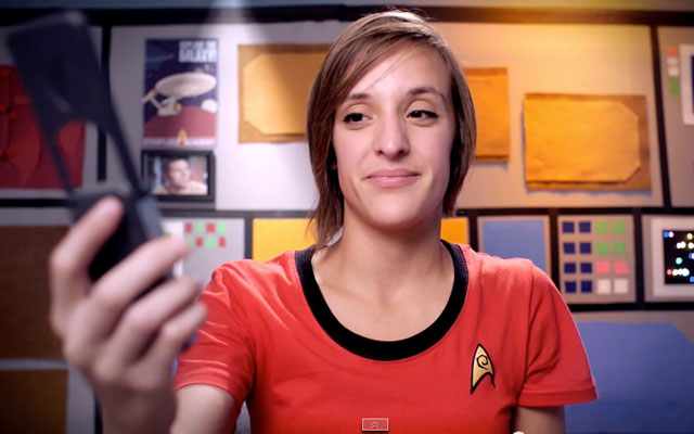 "WATCH: 'The Red Shirt Diaries' Episode 9: ""Dagger of the Mind"""