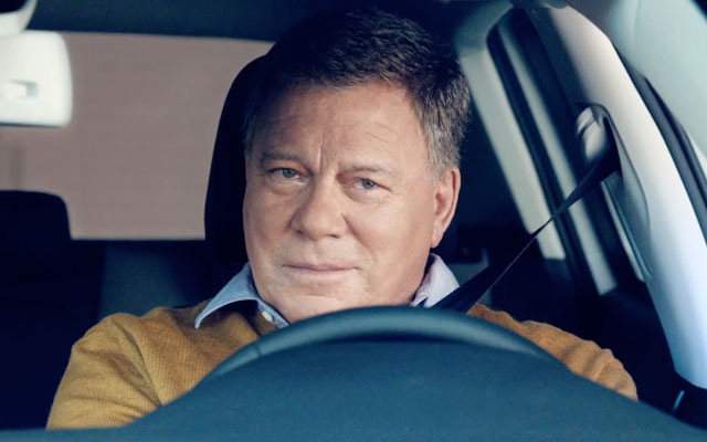 WATCH: Shatner, Nimoy In New Volkswagen Commercial