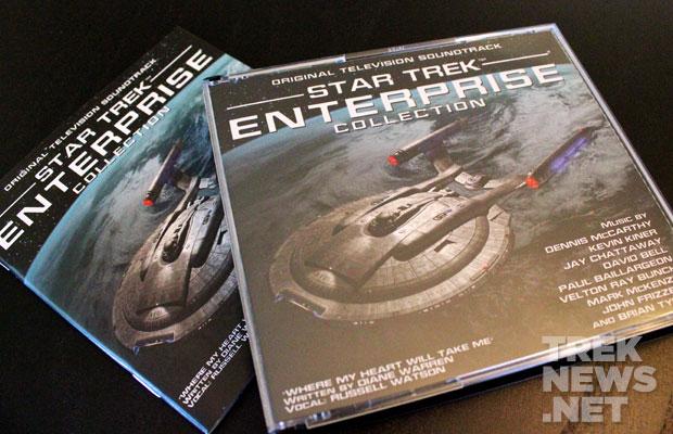 REVIEW: Star Trek: Enterprise 4-Disc Music Collection