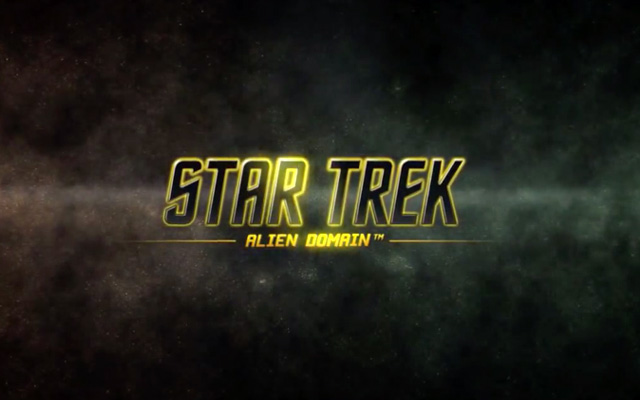 WATCH: 'Star Trek: Alien Domain' Video Game Trailer