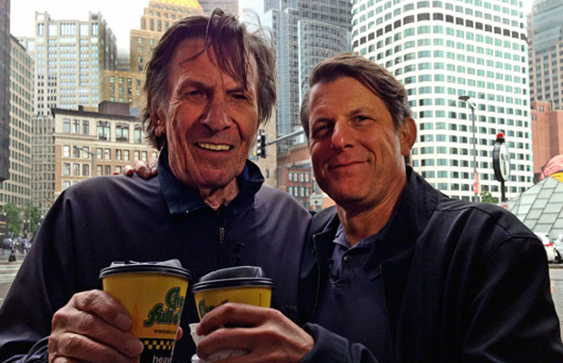 WATCH: 'Leonard Nimoy's Boston'