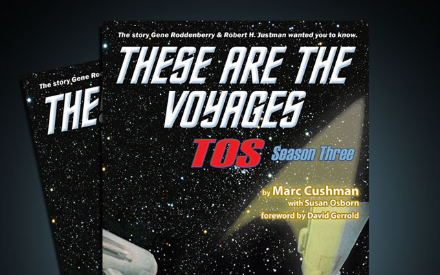 'These Are the Voyages TOS Season Three' Now Available
