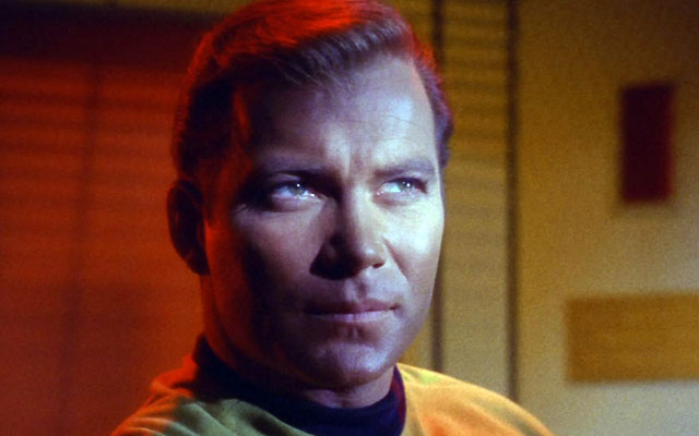 """Captain Kirk's Boldest Missions"" DVD"