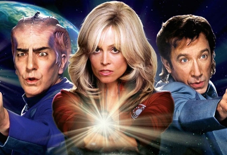 'Galaxy Quest' Series Headed To Amazon