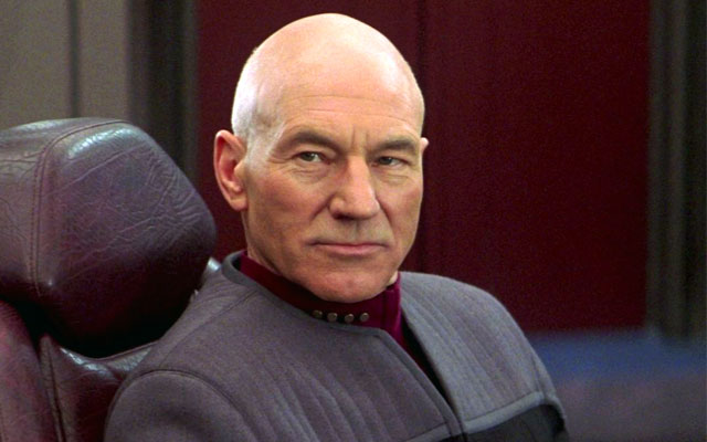 Patrick Stewart: Politicians Should Watch More Star Trek