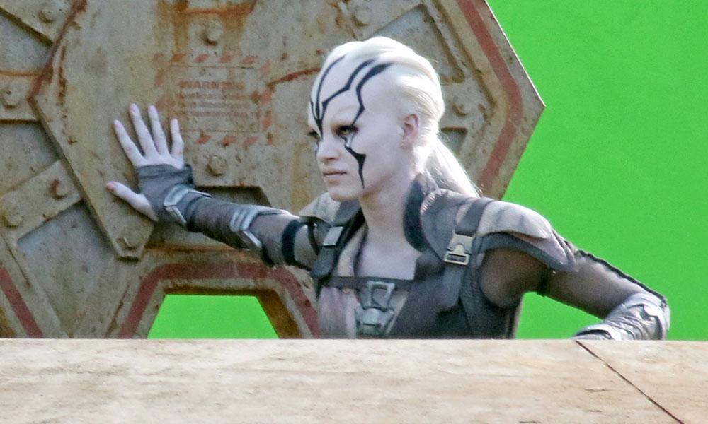 Leaked photos from 'Star Trek Beyond'