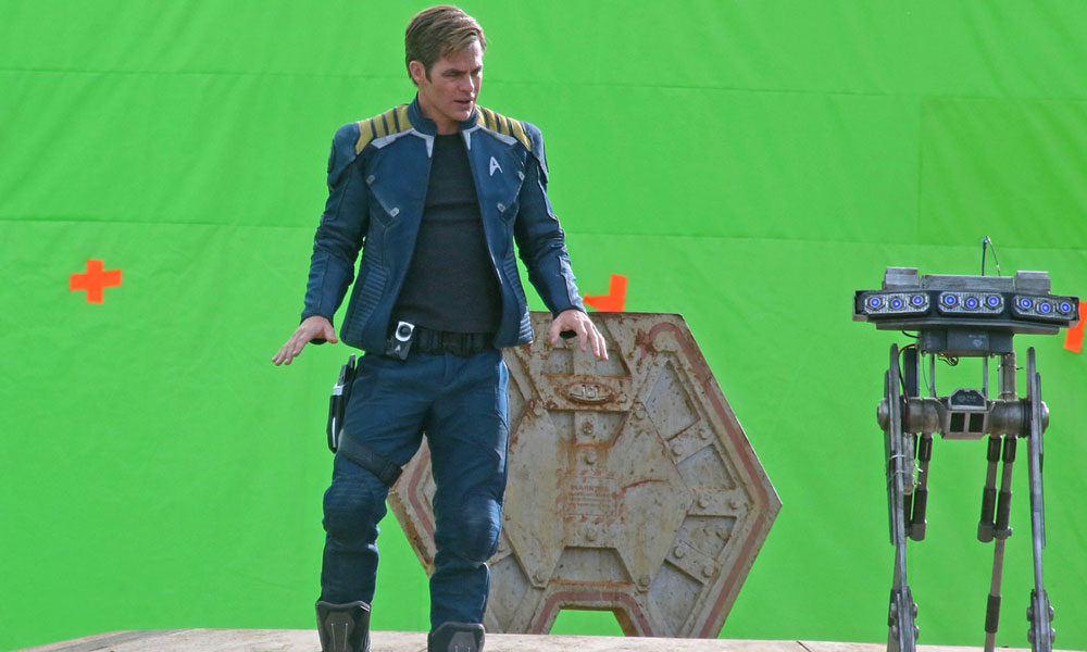 Leaked photos from 'Star Trek Beyond'