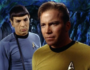William Shatner to Write Leonard Nimoy Biography