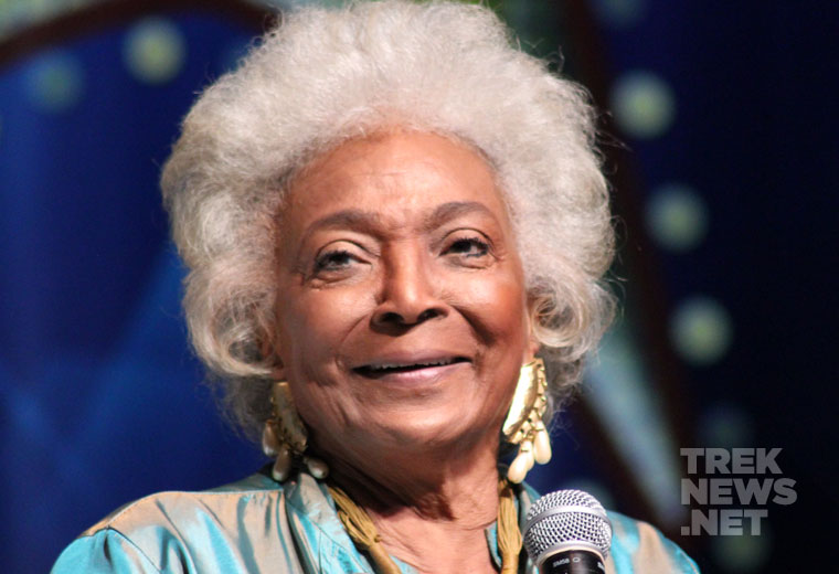 [INTERVIEW] Nichelle Nichols On Her Upcoming NASA Mission