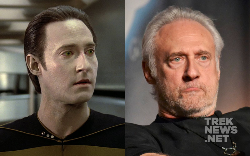 """""""Star Trek: The Next Generation"""" Then and Now: Brent Spiner"""