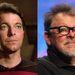 """""""Star Trek: The Next Generation"""" Then and Now: Jonathan Frakes"""