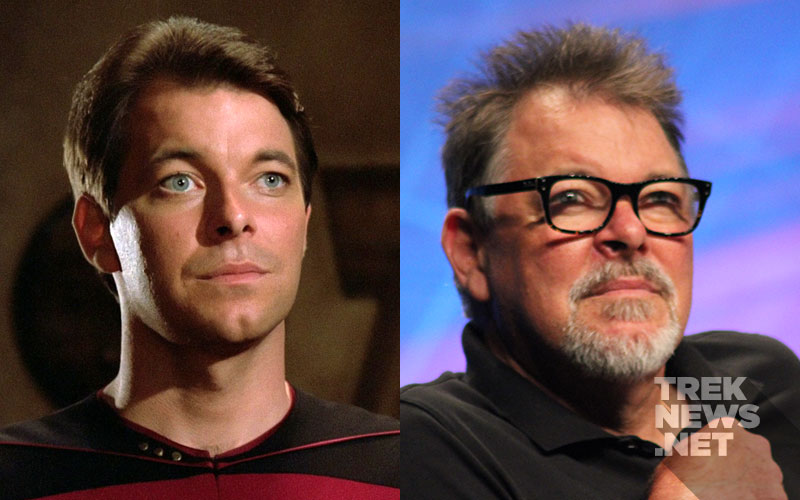 """Star Trek: The Next Generation"" Then and Now: Jonathan Frakes"