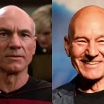 """Star Trek: The Next Generation"" Then and Now: Patrick Stewart"