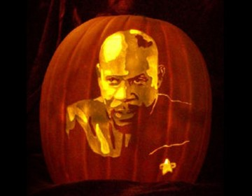 Star Trek Jack-O-Lanterns