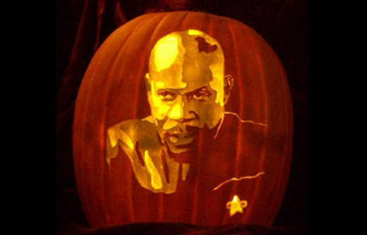 Star Trek Jack-O-Lanterns