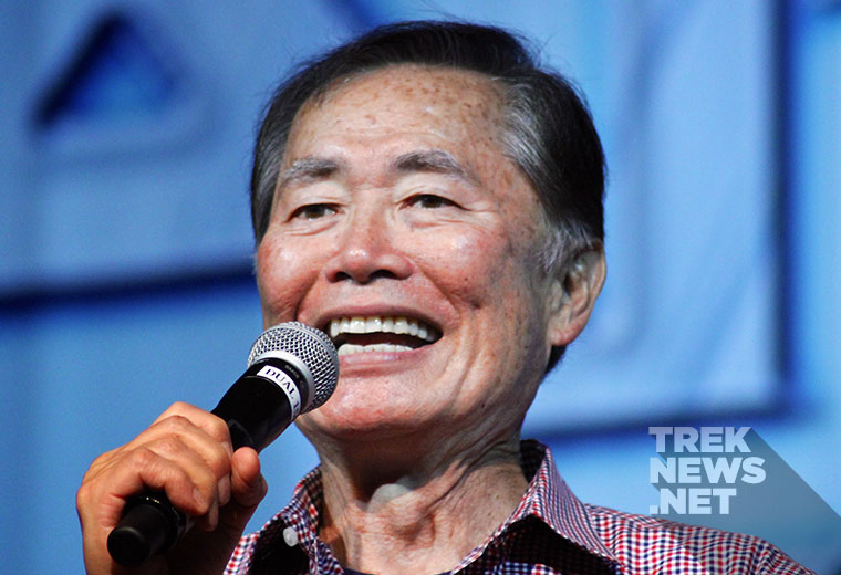 George Takei New Star Trek Series