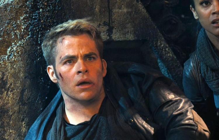 "Paramount Exec. Asks What ""Star Trek: Zero Dark Thirty"" Would Look Like"