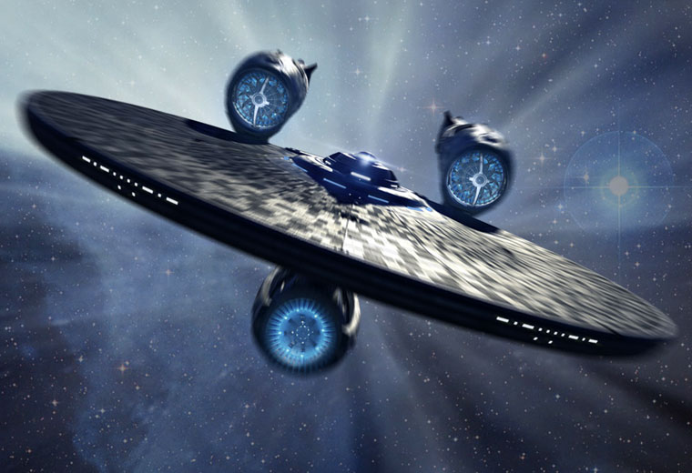 'Star Trek Beyond' To Get IMAX Release