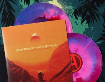 Mondo Set To Release Limited Edition 'Wrath of Khan' Vinyl Soundtrack