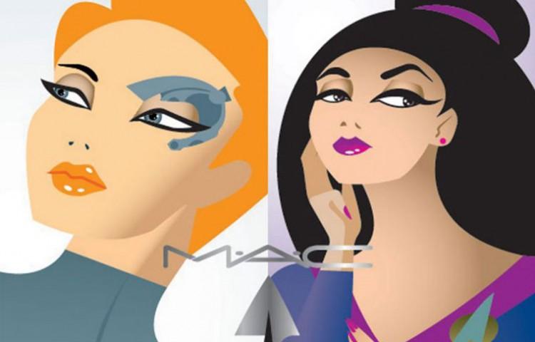"MAC Cosmetics Unveils New ""Star Trek"" Line"
