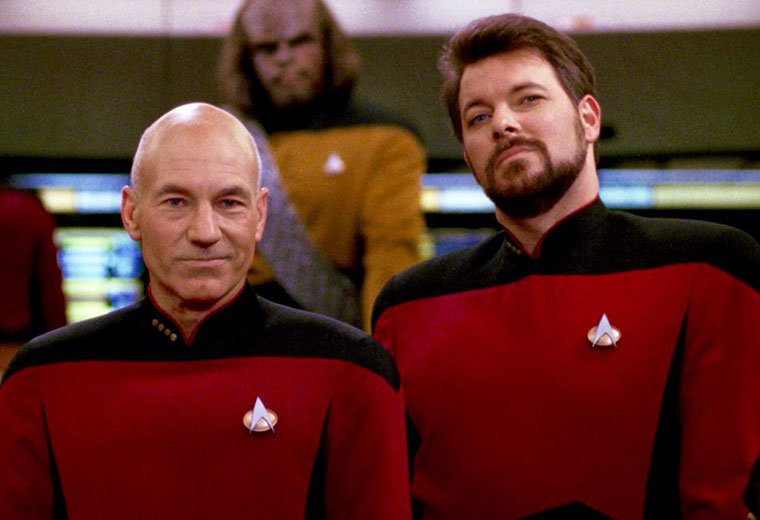 Complete TOS & TNG Blu-ray Sets Coming In June