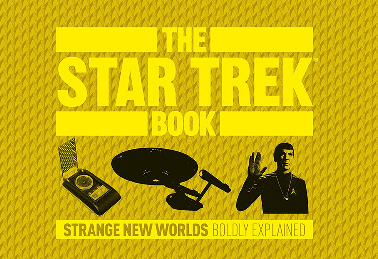 'The Star Trek Book' Coming This Summer