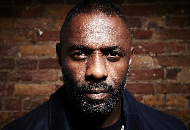 Idris Elba's STAR TREK BEYOND Character