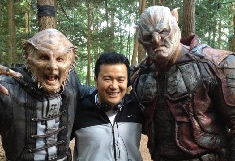 STAR TREK BEYOND Director Justin Lin Celebrates First Contact Day
