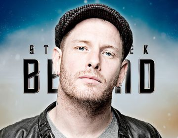 Slipknot's Corey Taylor Loved the First STAR TREK BEYOND Trailer, Says Fans Complain Too Much