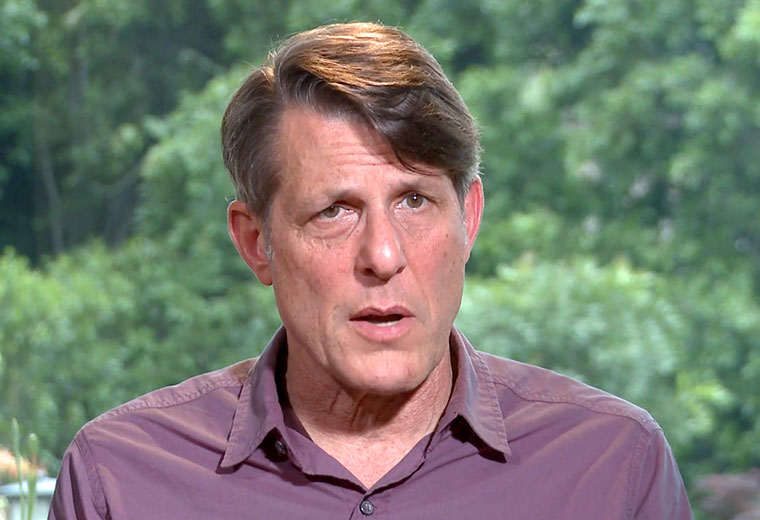 Leonard Nimoy's Son Adam Discusses His Father's Final Months [VIDEO]