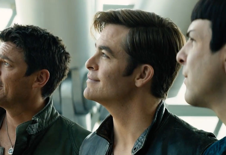 BREAKING: Here It Is! The Second STAR TREK BEYOND Trailer
