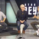 J.J. Abrams, Adam Savage and Justin Lin