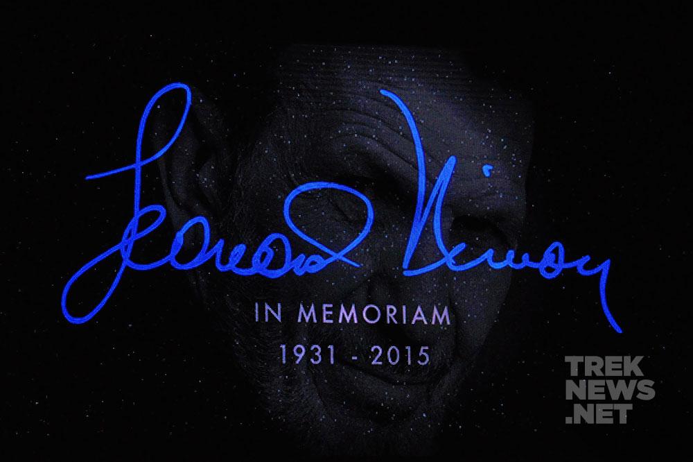 Leonard Nimoy memories video