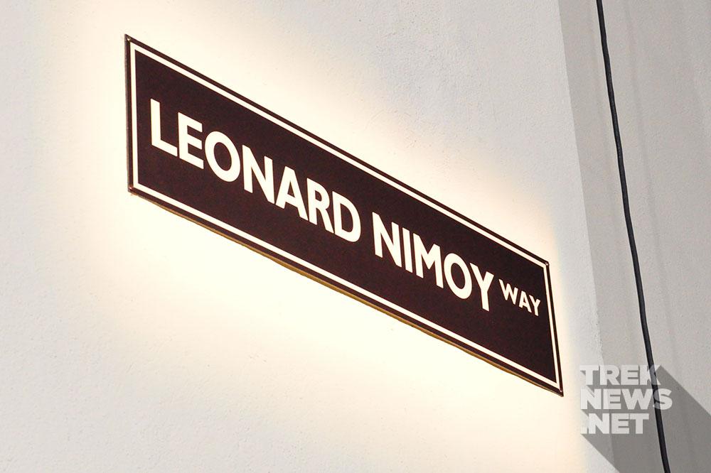 Leonard Nimoy Way