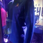 McCoy's uniform on display