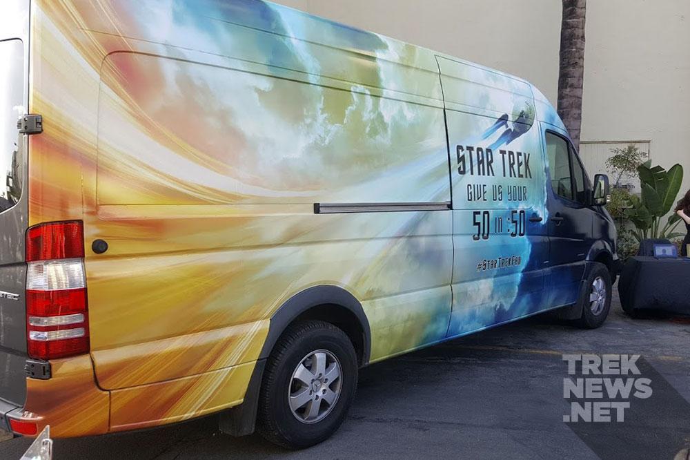 Star Trek Beyond van