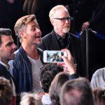 Zachary Quinto, Chris Pine and Adam Savage