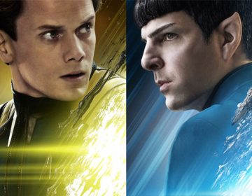New STAR TREK BEYOND Posters Feature Spock, Chekov