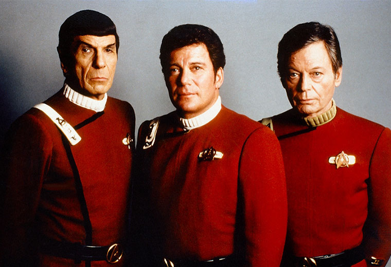 50th Anniversary STAR TREK TV and Movie Mega-Collection Coming In September