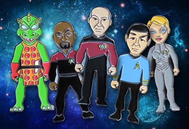 FanSets - Star Trek