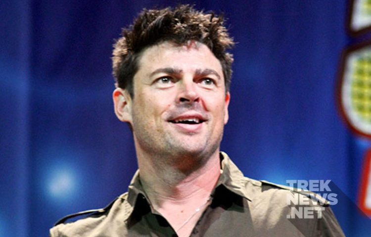 Karl Urban Loves Star Trek — And Here's Why