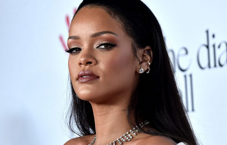 "Rihanna To Release STAR TREK BEYOND Single ""Sledgehammer"""