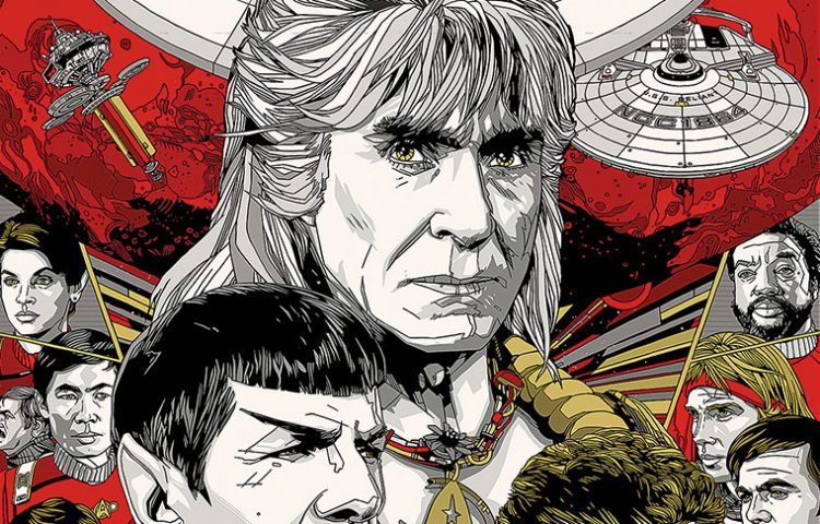 We're Giving Away Two Copies of 'The Wrath of Khan' Director's Cut on Blu-ray!