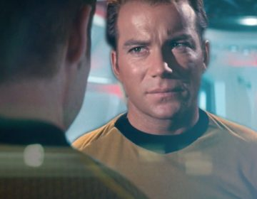 WATCH: TOS Crew Meets New Star Trek Movie Crew In An Amazing Mashup