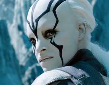 WATCH: Go Behind-The-Scenes of STAR TREK BEYOND With This New Jaylah Featurette