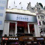 STAR TREK BEYOND UK Premiere