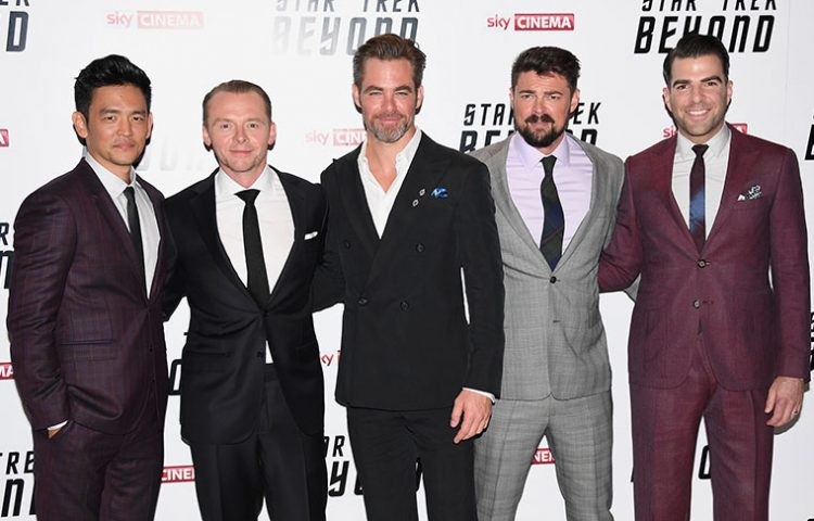 [PHOTO GALLERY] London Premiere of STAR TREK BEYOND