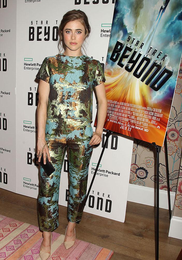 STAR TREK BEYOND NYC Premiere
