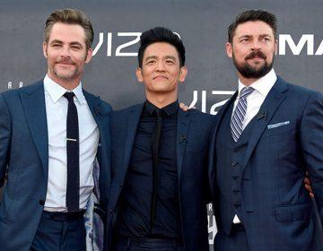 [GALLERY] STAR TREK BEYOND Premiere In San Diego